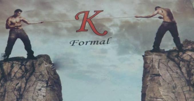 K Formal Shoes